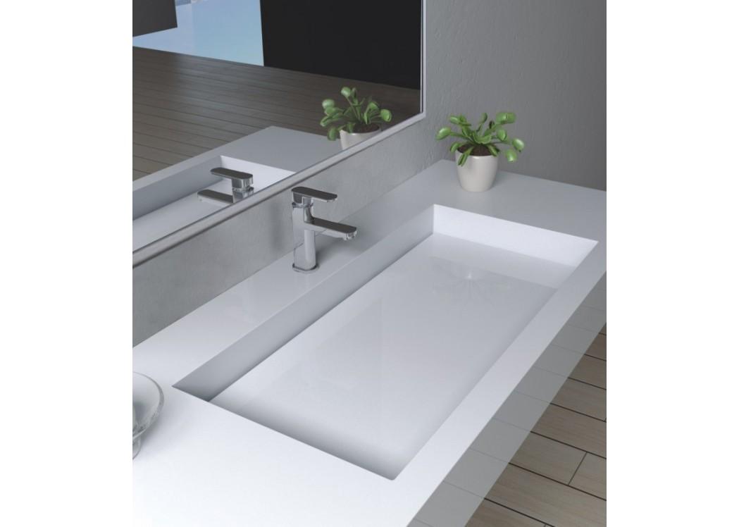 plan vasque solid surface r f sdpw16 distribain. Black Bedroom Furniture Sets. Home Design Ideas