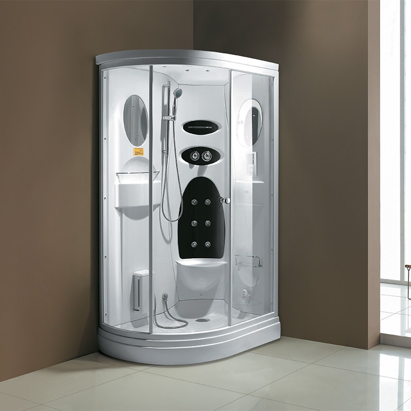 cabine de douche hammam d niagara. Black Bedroom Furniture Sets. Home Design Ideas