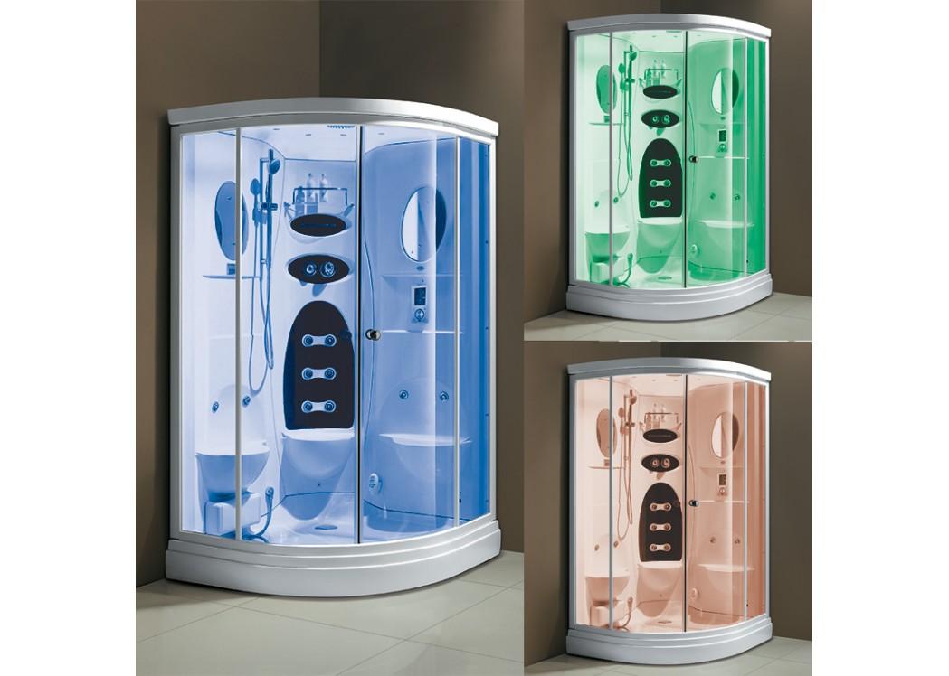 Cabine de douche hammam pour deux personnes cancun - Douche hammam personnes ...