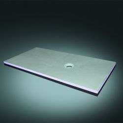 receveur de douche encastrer receveur de douche recoupable rectangulaire distribain. Black Bedroom Furniture Sets. Home Design Ideas