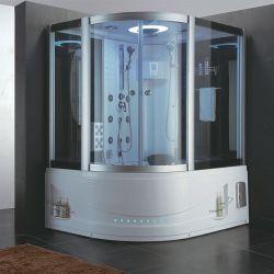 Equipement pour salle de bain de la baignoire baln o au meubles distribain - Combine sauna hammam ...