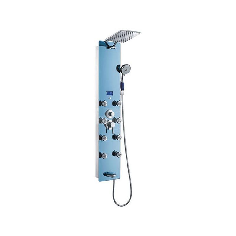 Prix des colonne de douche hydromassante 3 - Colonne de douche mp3 ...