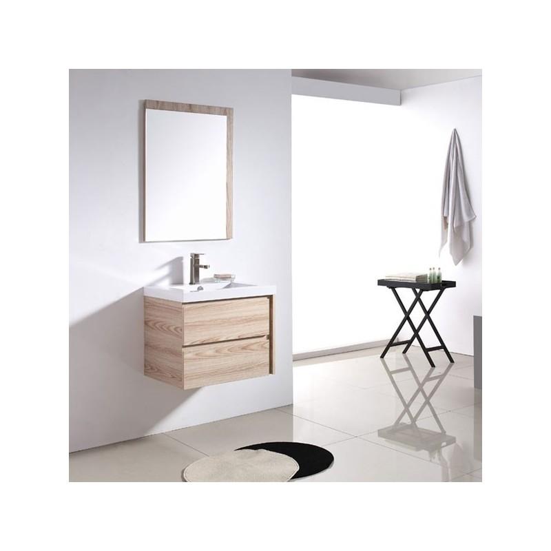 meuble salle de bain beige ros233 sd070600