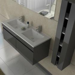 Meuble de salle de bain scandinave DIS747SC