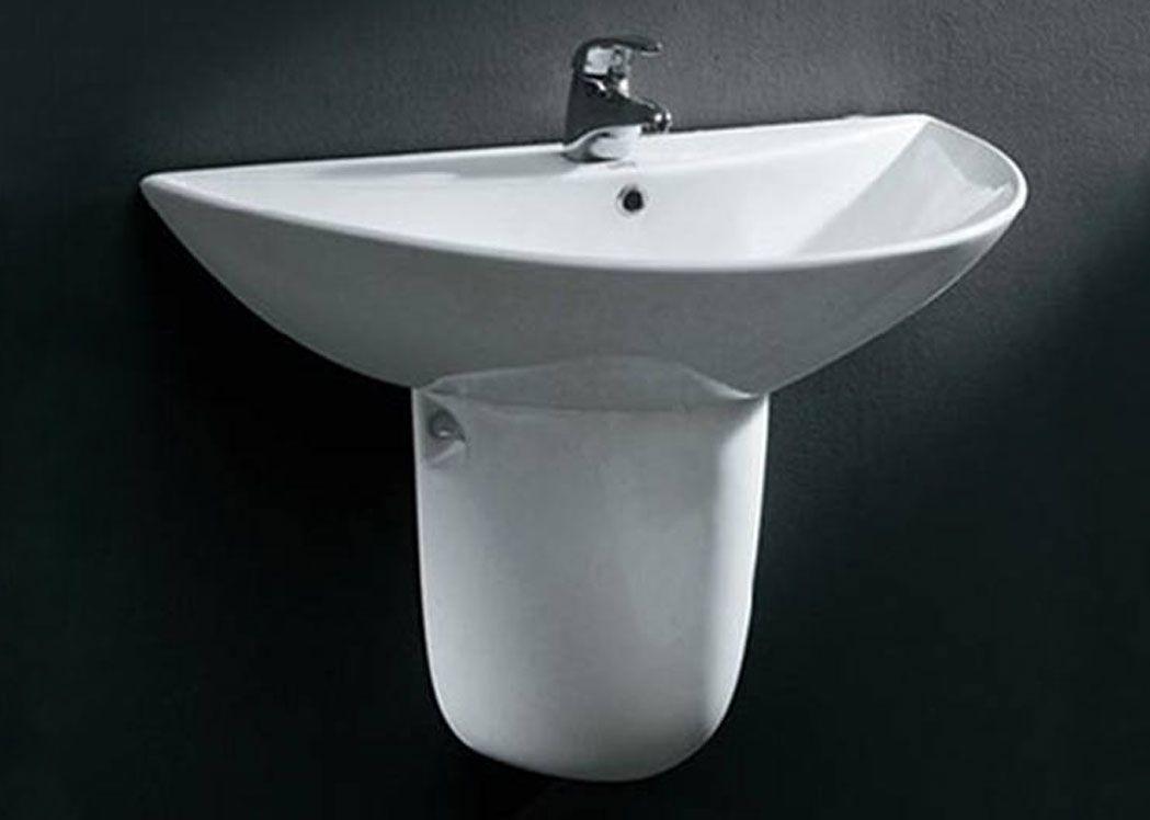 lavabo classique suspendre sd3015 lavabo suspendre en c ramique distribain. Black Bedroom Furniture Sets. Home Design Ideas
