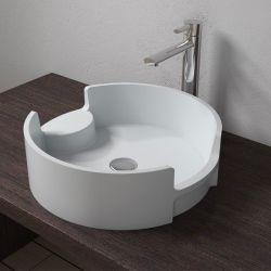Vasque à poser ronde et design SDV69