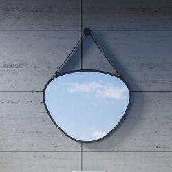 Miroir salle de bain cadre noir SDVM5853