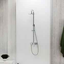 Colonne de douche CASANOVA Mitigeur avec dôme de pluie rond
