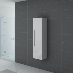 Colonne de salle de bain blanche PAL150B
