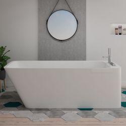 Varese baignoire îlot design avec robinet