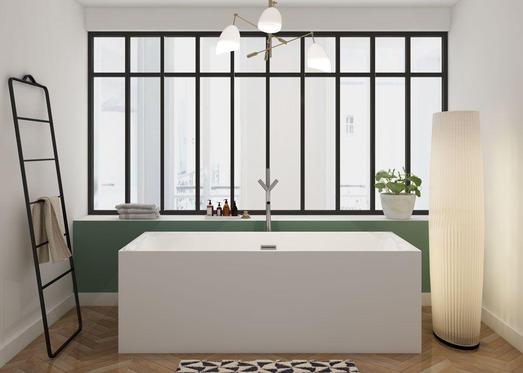baignoire lot design burano baignoire design classique. Black Bedroom Furniture Sets. Home Design Ideas