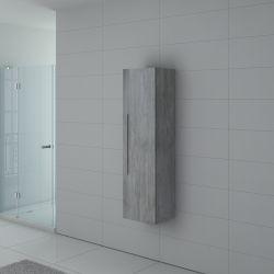 Colonne de rangement PAL150BT salle de bain béton