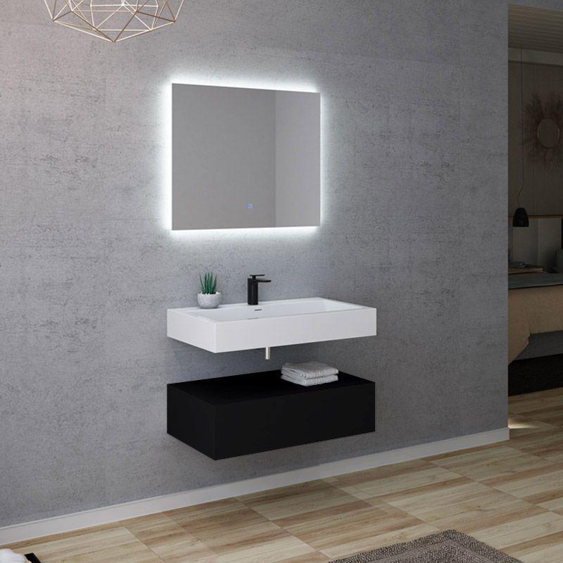Meuble de salle de bain AVELLINO-800N