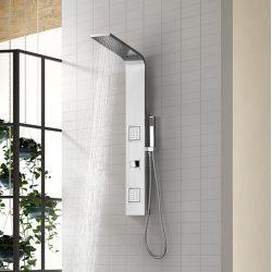 Colonne de douche hydromassante ES008