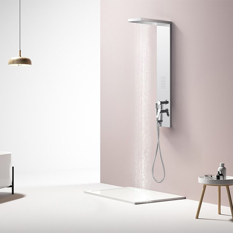 Colonne de douche hydromassante ES013
