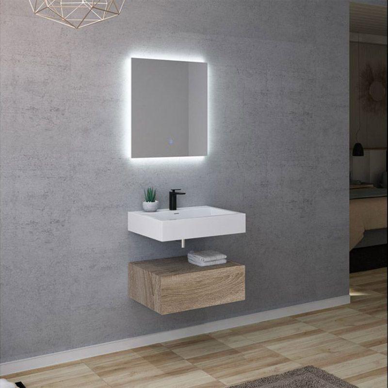 Meuble de salle de bain AVELLINO 600SC