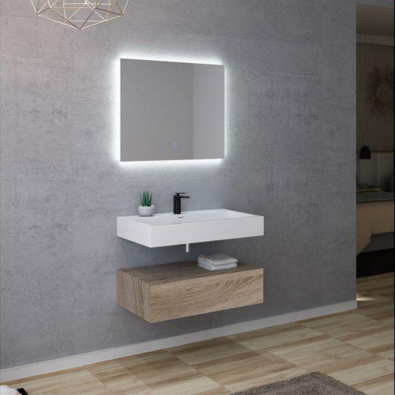 Meuble de salle de bain AVELLINO-800SC