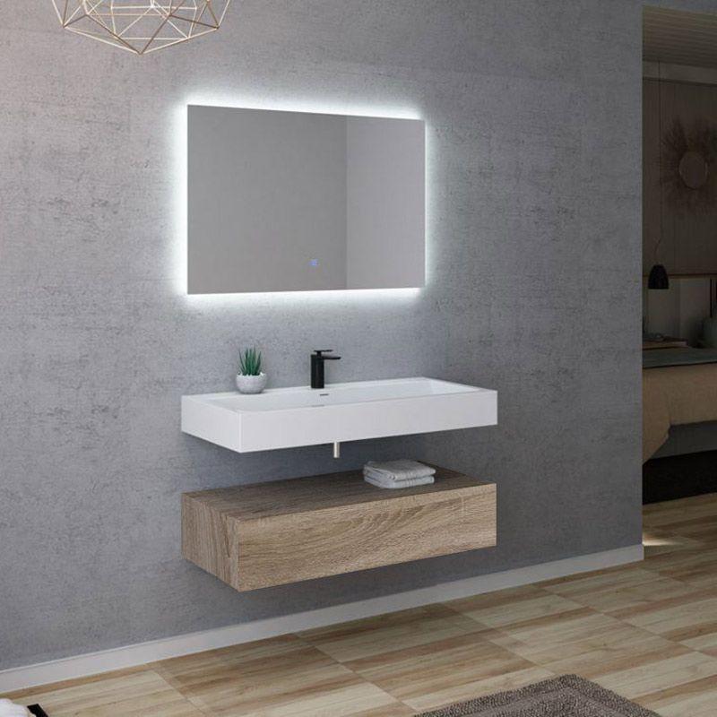 Meuble de salle de bain AVELLINO 1000SC