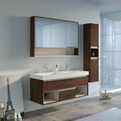 Meuble de salle de bain 2 places ANZIO 1200