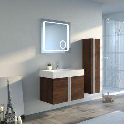 Dimensions Meuble simple vasque BOREAL 800
