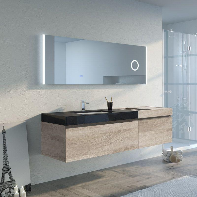 Meuble de salle de bain PALAZZA 1800SC