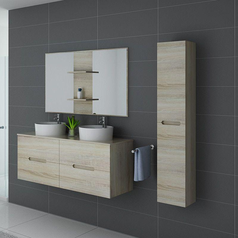 Meuble de salle de bain Rivalto Scandinave