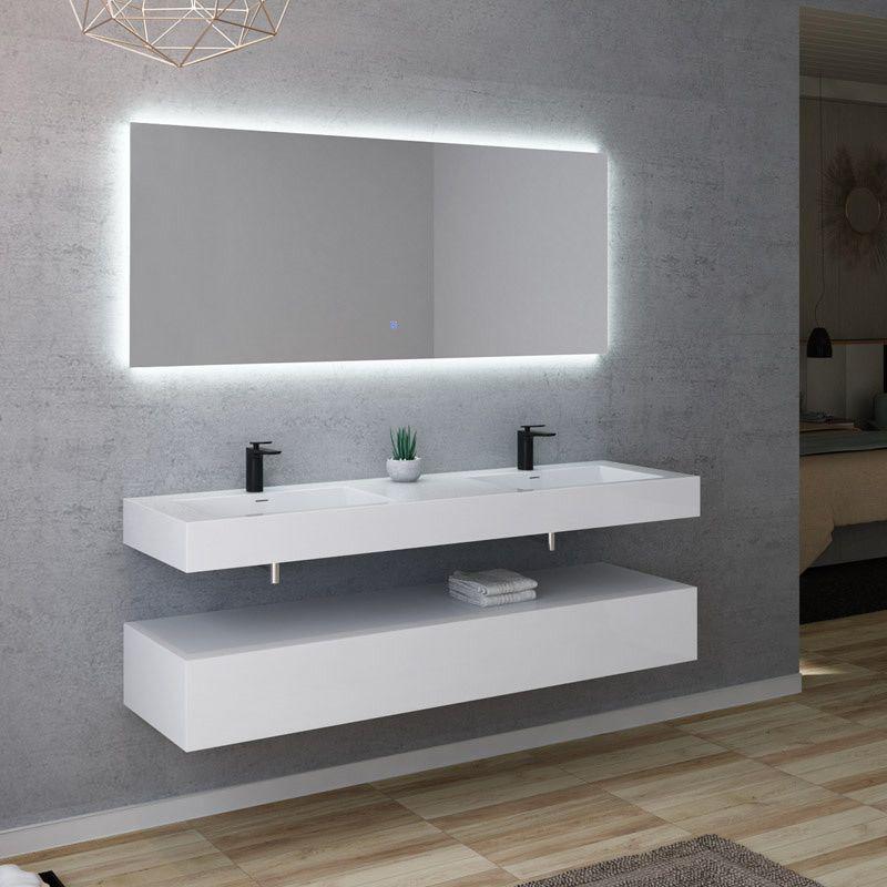 Meuble de salle de bain AVELLINO 1600