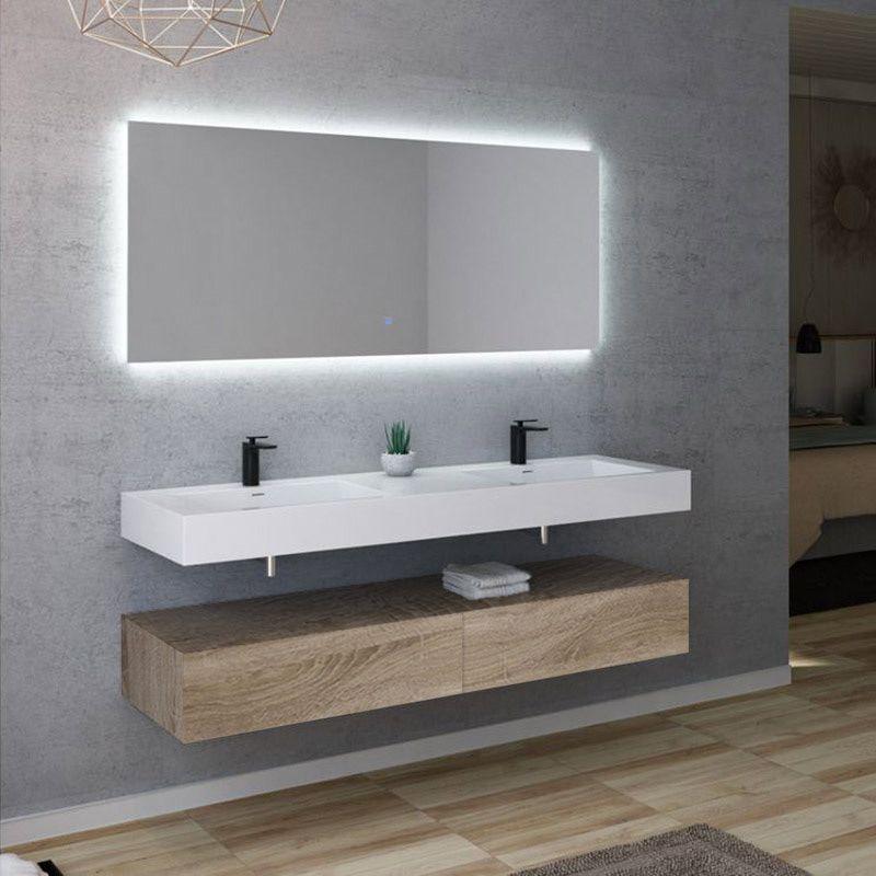 Meuble de salle de bain AVELLINO 1600SC