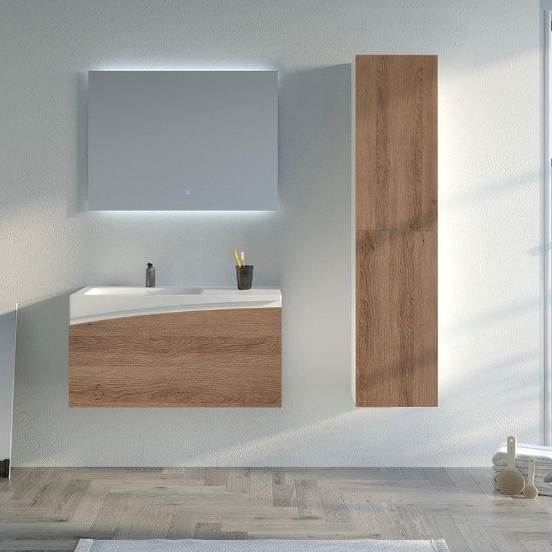 Meuble de salle de bain CALGIARI 900