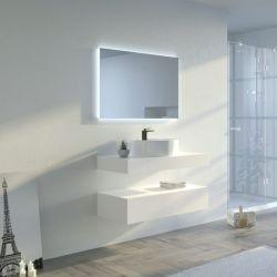 Meuble de salle de bain MANCIANO 1000