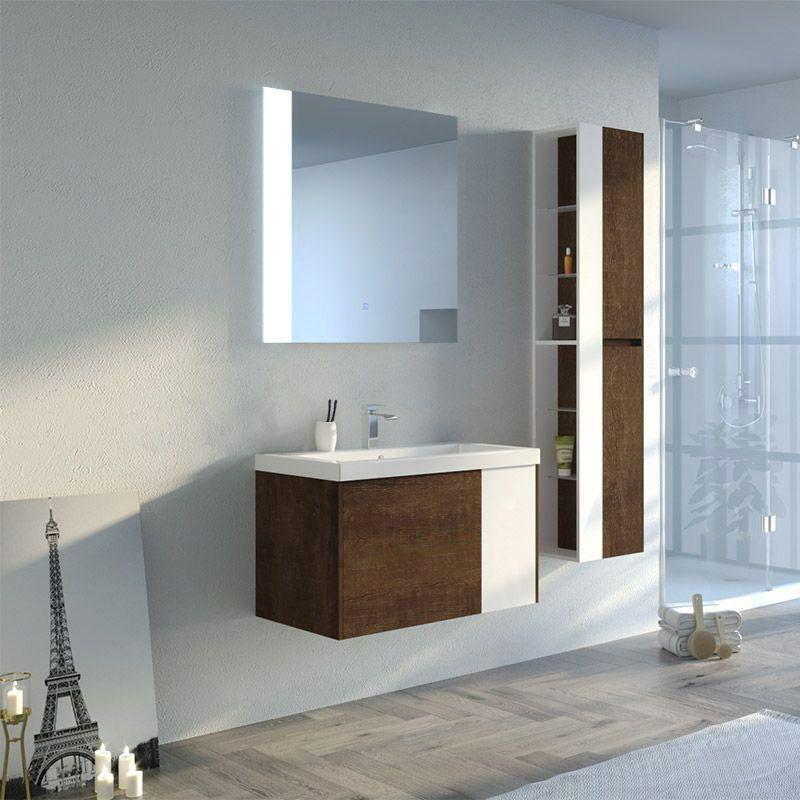Meuble de salle de bain AZAMARA 800