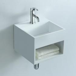 Lave-main cubique SDWD3835 avec espace de rangement