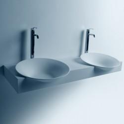 Schéma du double plan vasque SDWD3888