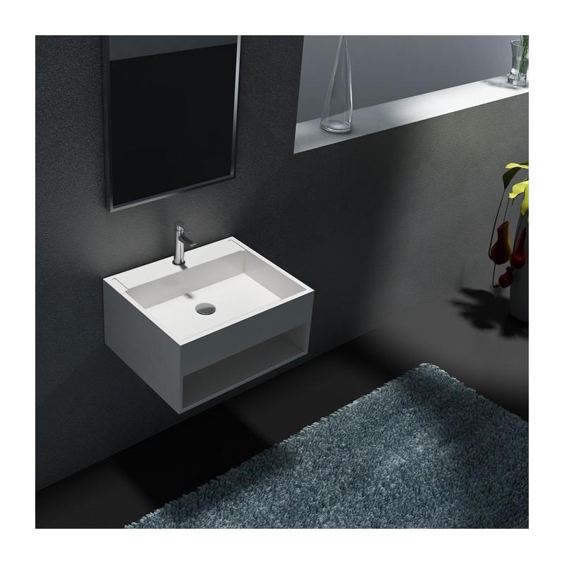 Lave-main avec espace de rangement SDWD38159