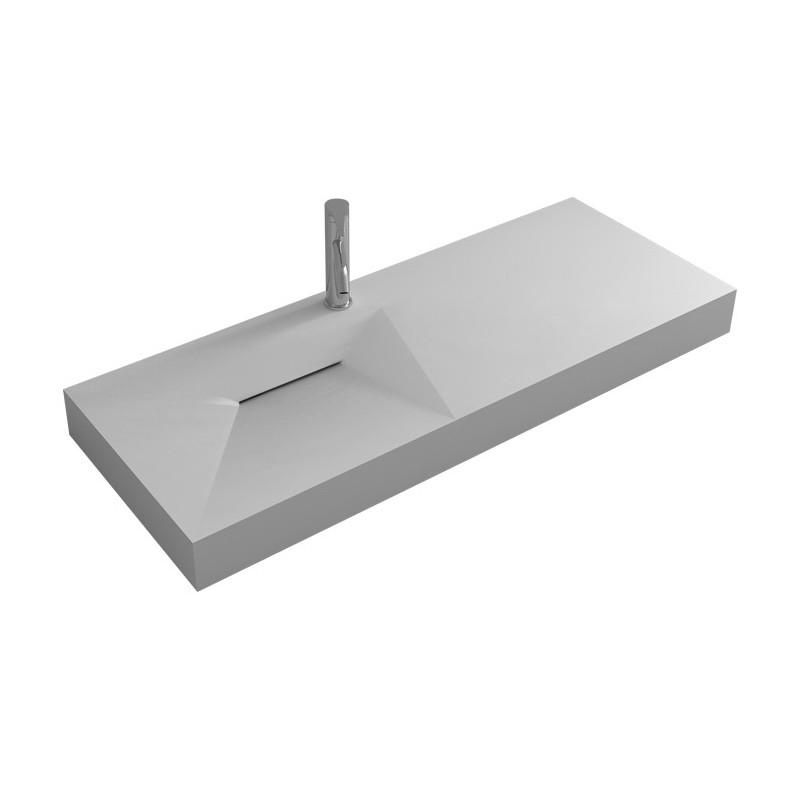 Large plan vasque design et épuré SDWD38428