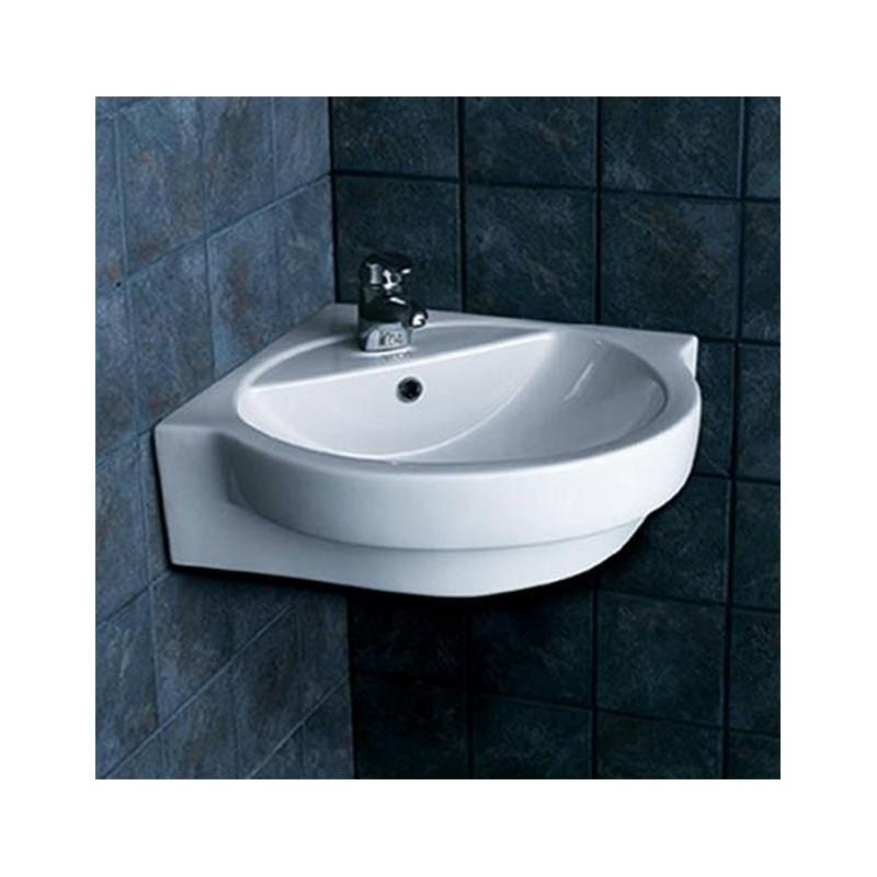 Vasque lave-main suspendue en angle SD3002