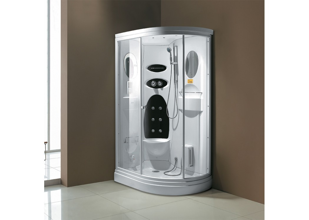 cabine de douche hammam g niagara. Black Bedroom Furniture Sets. Home Design Ideas