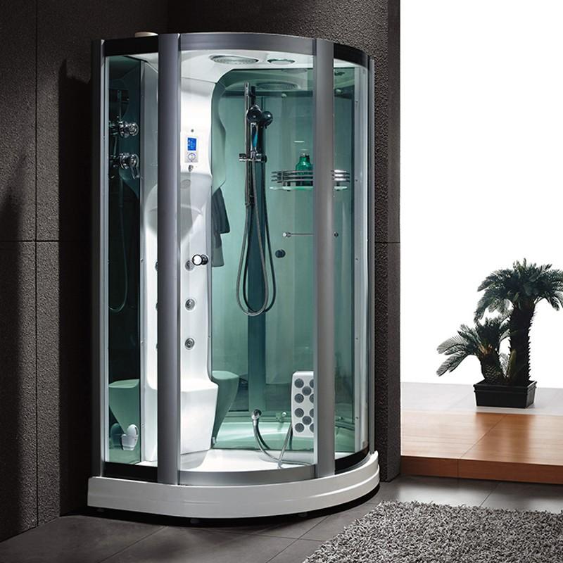 Cabine de douche hammam avec hydrojets G-Riviera
