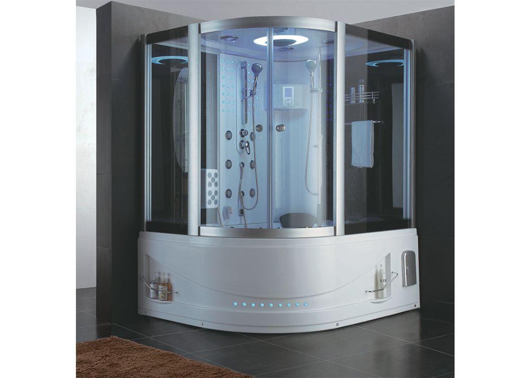 ensemble baignoire douche de luxe hawaii combi bain douche cabine de douche grand luxe. Black Bedroom Furniture Sets. Home Design Ideas
