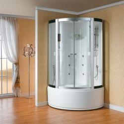 Paradise, la cabine de douche à grand receveur arrondi
