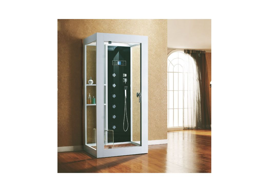 cabine de douche de petite taille mirabella cabine de douche de petite taille 100x85 distribain. Black Bedroom Furniture Sets. Home Design Ideas