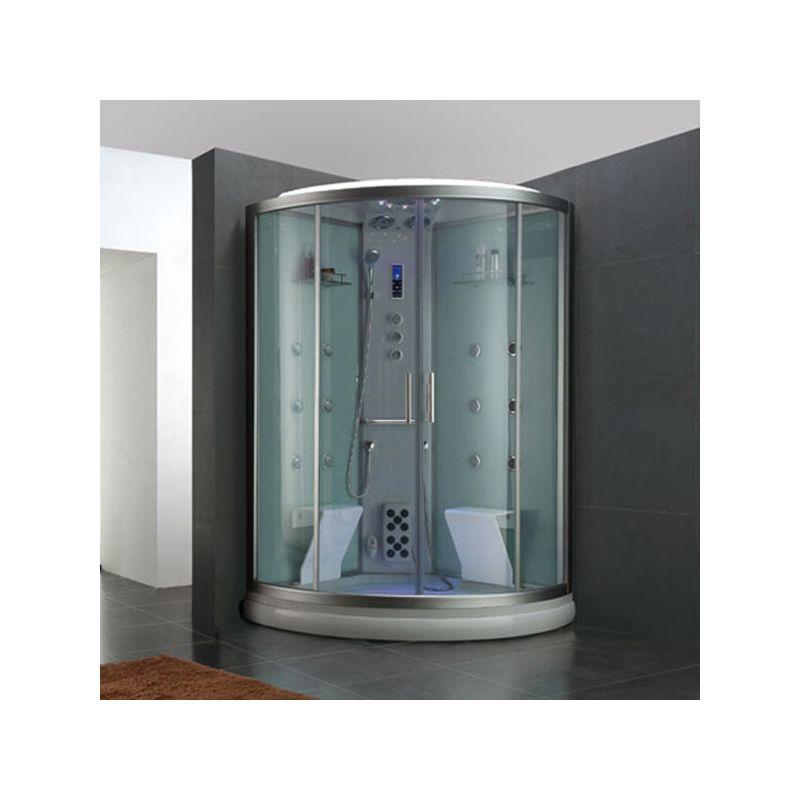 Grande cabine de douche pour deux personnes Esperance
