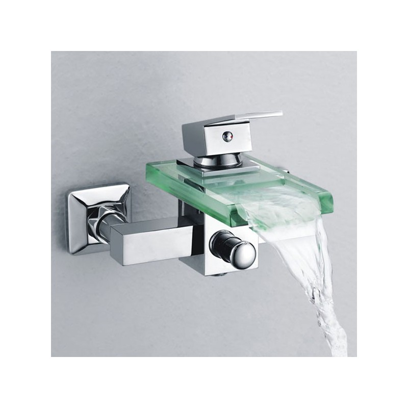 robinet cascade mural sds001c robinet cascade mural pour baignoire distribain. Black Bedroom Furniture Sets. Home Design Ideas