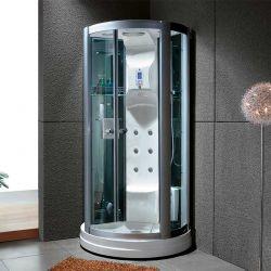 Calypso cabine de douche hammam avec hydrojets