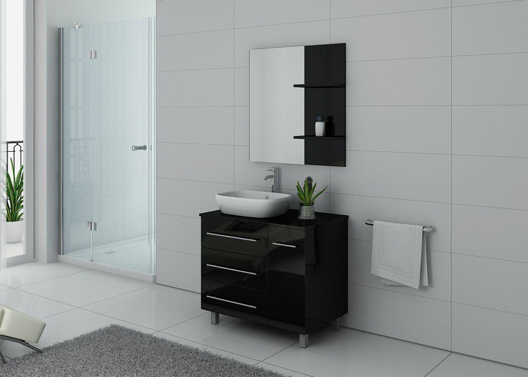 meuble de salle de bain simple vasque pas cher meuble de. Black Bedroom Furniture Sets. Home Design Ideas