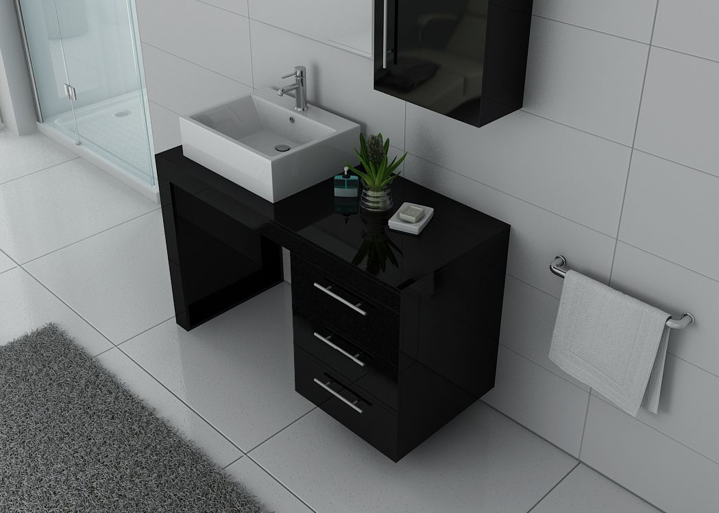 ensemble meuble et lavabo pour salle de bain ensemble de. Black Bedroom Furniture Sets. Home Design Ideas