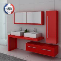 Meubles de salle de bain design mobilier de salle de bain for Meuble vasque solde