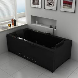 baignoire rectangulaire encastrable baignoire baln o. Black Bedroom Furniture Sets. Home Design Ideas