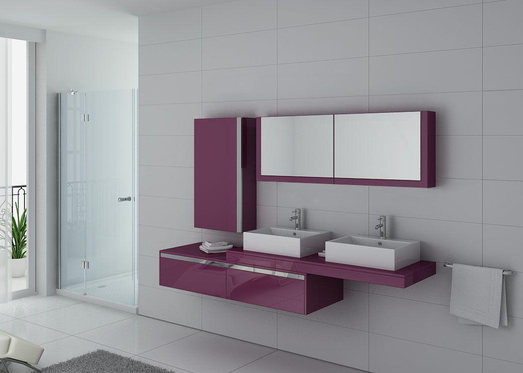 Meuble de salle de bain double vasque meuble de salle de for Vasques salle de bain design