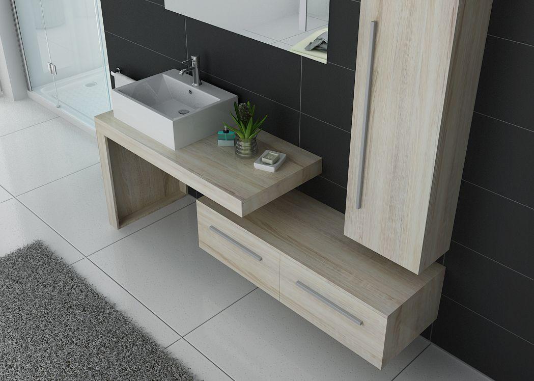 ensemble de meuble de salle de bain 1 vasque dis9250 meuble de salle de bain 1 vasque distribain. Black Bedroom Furniture Sets. Home Design Ideas